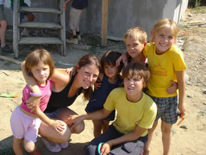 Orphanage Work in Europe